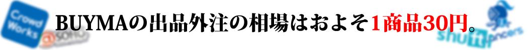 BUYMA(バイマ)自動出品ツール