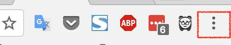 Google Chrome自動起動アプリを解除
