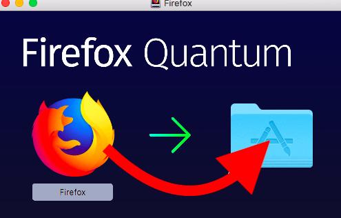 FirefoxインストールMac