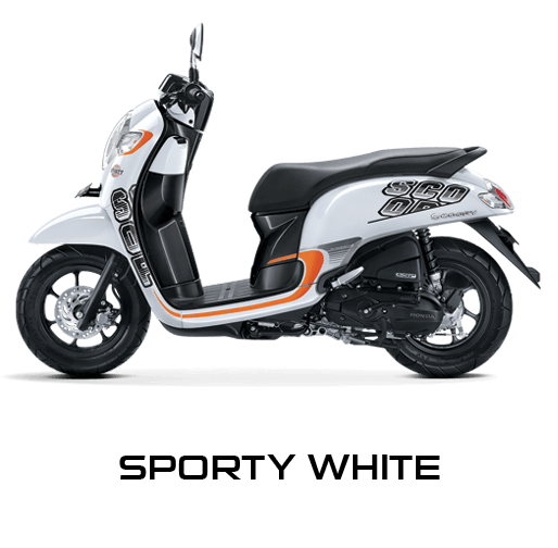 Pilihan Warna Baru All New Honda Scoopy 2018 Makin Sporty Dan