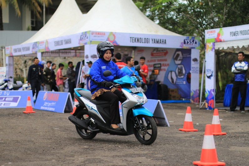 Test ride Mio S