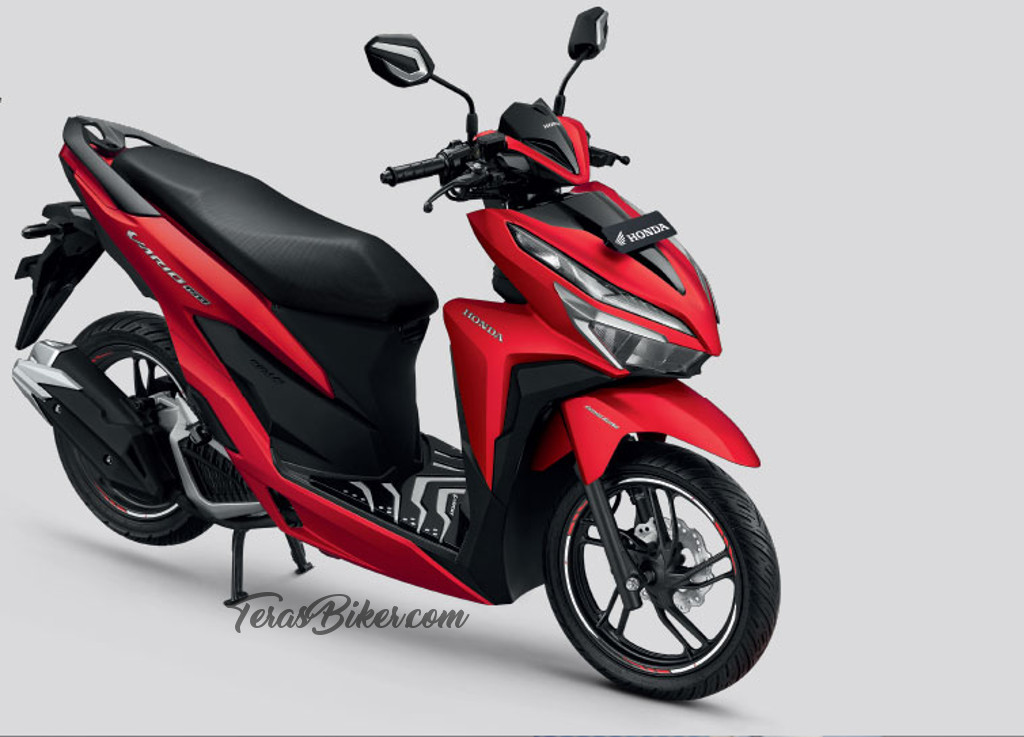 Ragam Aksesoris All New Honda Vario 125/150 2018, Berikut Harga Ecerannya!
