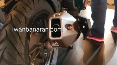 Knalpot All new Honda vario facelift