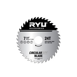 CIRCULAR SAW BLADE 24 TEETH