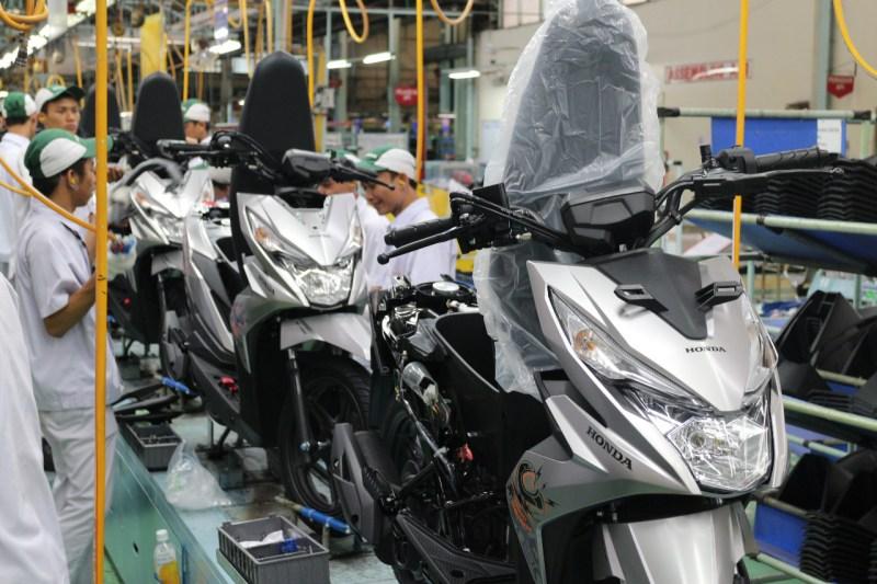 New Honda Beat Street Esp 2019 Punya Warna Baru Lagi Street Silver Terasbiker Com