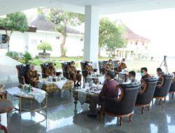 Gubernur Lampung – Telkom Bahas Smart Village dan Internet Desa