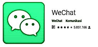 Aplikasi Cari Teman Sekitar - WeChat -1