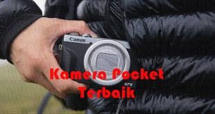 Kamera Pocket Terbaik -