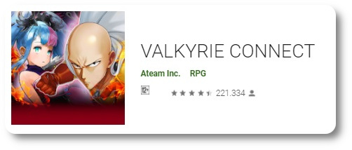 Valkyrie Connect -5