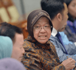 Risma Mempekerjakan Gelandangan Jakarta di Perusahaan BUMN