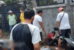 Warga Surabaya Tertangkap Basah Saat Sedang Mencuri di Rumah Kosong di Sidoarjo