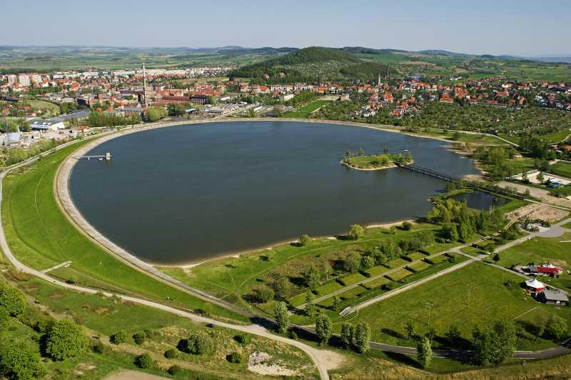 Zbiornik Sudety w Bielawie