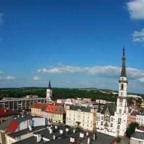 Panorama Ząbkowic Śląskich Fot. www.zabkowiceslaskie.pl