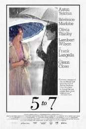 Nonton Film 5 to 7 (2014) Subtitle Indonesia Streaming Movie Download