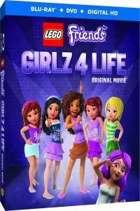 Nonton Film LEGO Friends: Girlz 4 Life (2016) Subtitle Indonesia Streaming Movie Download