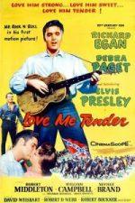 Nonton Film Love Me Tender (1956) Subtitle Indonesia Streaming Movie Download
