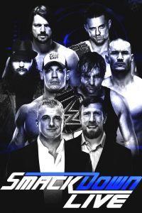 WWE Smackdown live 11 Apr (2017)