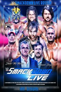 WWE Smackdown Live 4 April (2017)