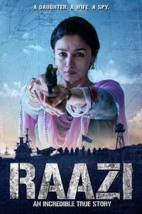 Raazi(2018)