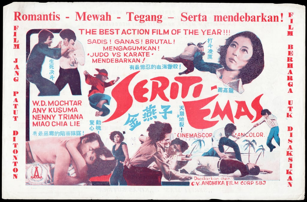 Nonton Film Seriti Emas (1971) Subtitle Indonesia Streaming Movie Download