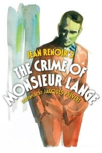 Nonton Film The Crime of Monsieur Lange (1936) Subtitle Indonesia Streaming Movie Download