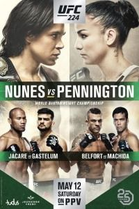 Nonton Film UFC 224: Nunes vs. Pennington (2018) Subtitle Indonesia Streaming Movie Download