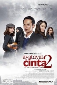 Nonton Film Ayat-Ayat Cinta 2 (2017) Subtitle Indonesia Streaming Movie Download