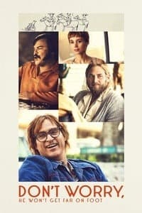 Nonton Film Don't Worry, He Won't Get Far on Foot (2018) Subtitle Indonesia Streaming Movie Download