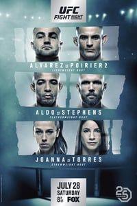 UFC on Fox 30: Alvarez vs. Poirier 2 (2018)