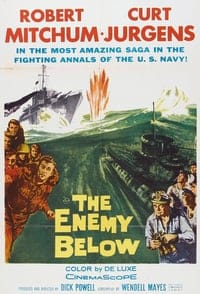 Nonton Film The Enemy Below (1957) Subtitle Indonesia Streaming Movie Download