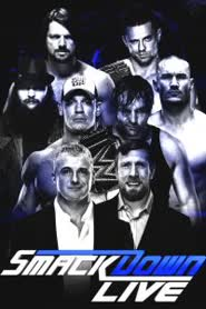 WWE Smackdown Live 1 November (2017)