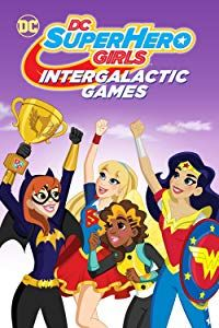 Nonton Film DC Super Hero Girls: Intergalactic Games (2017) Subtitle Indonesia Streaming Movie Download