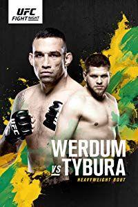 UFC Fight Night 121: Werdum vs. Tybura (2017)