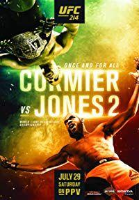 UFC 214: Cormier vs. Jones 2 (2017)