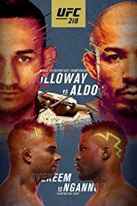 UFC 218: Holloway vs. Aldo 2 (2017)