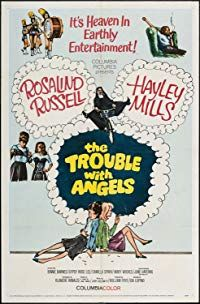 Nonton Film The Trouble with Angels (1966) Subtitle Indonesia Streaming Movie Download