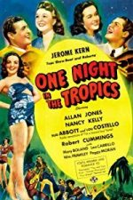 Nonton Film One Night in the Tropics (1940) Subtitle Indonesia Streaming Movie Download