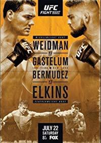 UFC on Fox 25: Weidman vs Gastelum (2017)