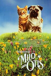 The Adventures of Milo and Otis (1986)