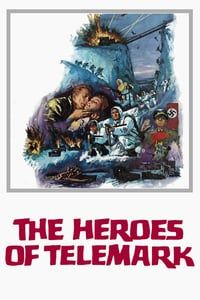 Nonton Film The Heroes of Telemark (1965) Subtitle Indonesia Streaming Movie Download