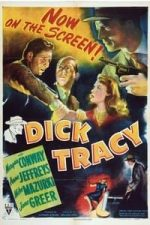 Nonton Film Dick Tracy (1945) Subtitle Indonesia Streaming Movie Download