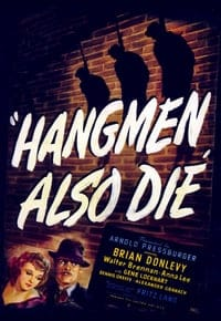 Nonton Film Hangmen Also Die! (1943) Subtitle Indonesia Streaming Movie Download
