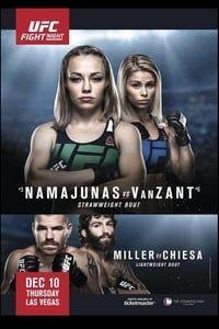 UFC Fight Night 80: Namajunas vs. VanZant (2015)