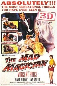 Nonton Film The Mad Magician (1954) Subtitle Indonesia Streaming Movie Download