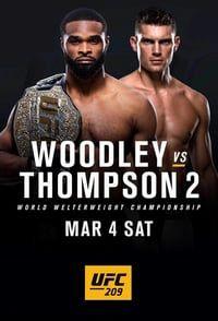 UFC 209: Woodley vs. Thompson 2 (2017)