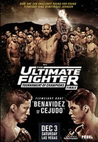 The Ultimate Fighter 24 Finale (2016)