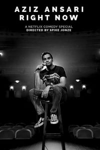 Nonton Film Aziz Ansari: RIGHT NOW (2019) Subtitle Indonesia Streaming Movie Download