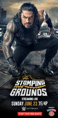 Nonton Film WWE Stomping Grounds (2019) Subtitle Indonesia Streaming Movie Download