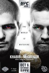 UFC 229: Khabib vs McGregor (2018)