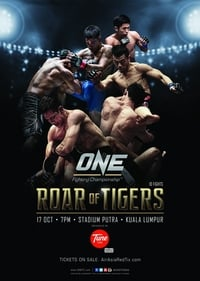 ONE Fighting Championship 21: Roar of the Tigers (2014)